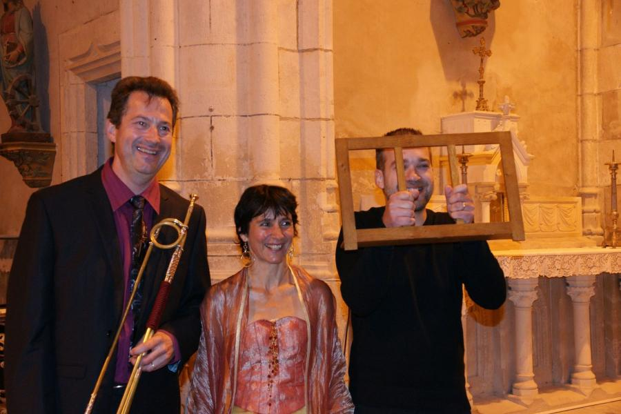 Poilly-sur-Serein Cantates baroques